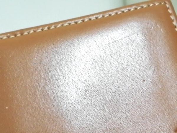 FURLA(フルラ) カードケース ライトブラウン レザー 7