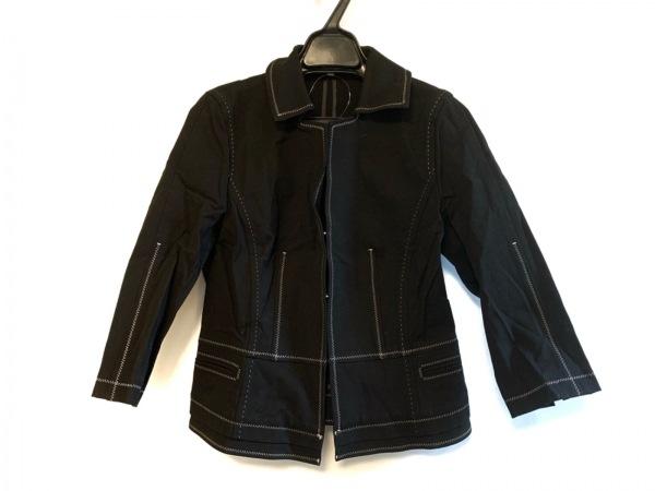 TO BE CHIC(トゥービーシック) ジャケット サイズ40 M レディース 黒 1