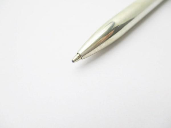 ティファニー ボールペン クラシックT シルバー インクあり(黒) 4