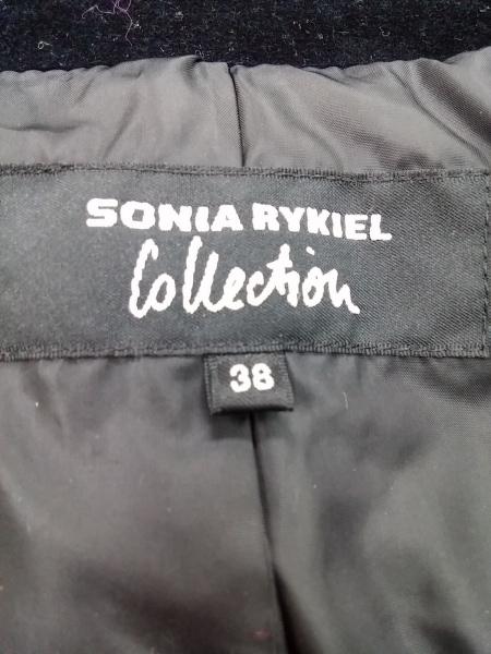 ソニアリキエル ダウンベスト サイズ38 M レディース美品  黒 3