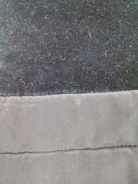 ソニアリキエル ダウンベスト サイズ38 M レディース美品  黒 8