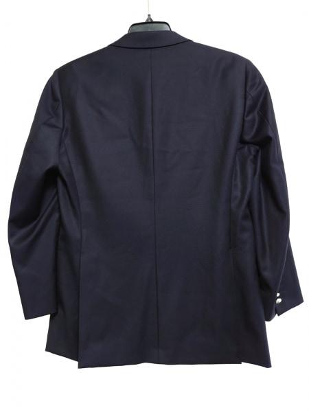 バーバリーロンドン ジャケット サイズA5 メンズ 黒 肩パッド 2