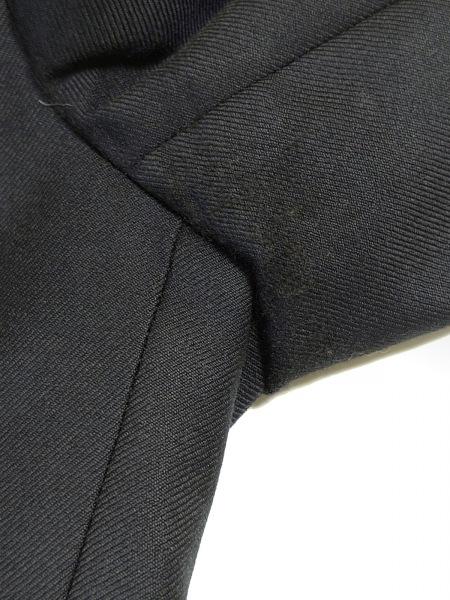 バーバリーロンドン ジャケット サイズA5 メンズ 黒 肩パッド 5