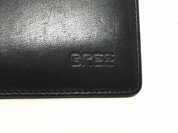 BREE(ブリー) 札入れ - 黒 レザー 5