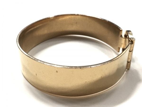 サルバトーレフェラガモ バングル ガンチーニ 金属素材 ゴールド 2