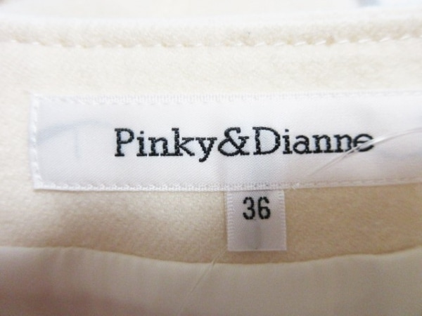 ピンキー&ダイアン スカート サイズ36 S レディース アイボリー 3