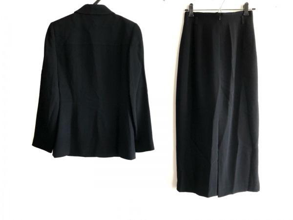 23区(ニジュウサンク) スカートスーツ サイズ32 XS レディース 黒 2