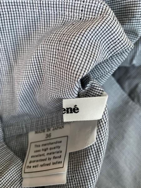 Rene(ルネ) 半袖シャツブラウス サイズ36 S レディース美品 4