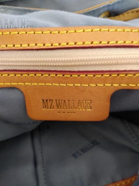 MZ WALLACE(ウォレス) リュックサック ライトブラウン×ブラウン 8