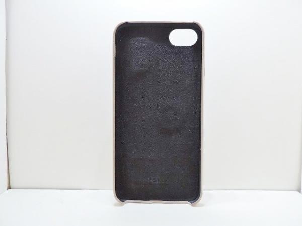 フェンディ 携帯電話ケース - ベージュ×オレンジ×マルチ レザー 2