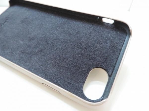 フェンディ 携帯電話ケース - ベージュ×オレンジ×マルチ レザー 6