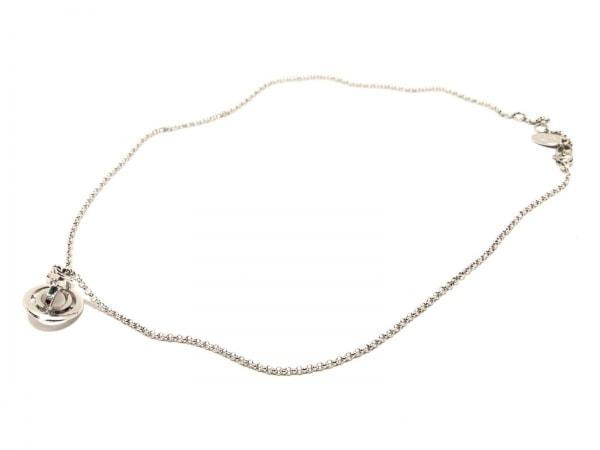 ヴィヴィアンウエストウッド ネックレス 金属素材×ラインストーン 2