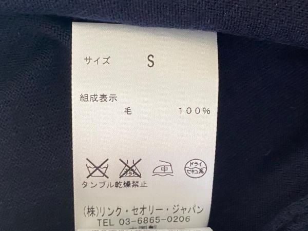 パーリーゲイツ 長袖カットソー サイズS レディース美品  黒 4
