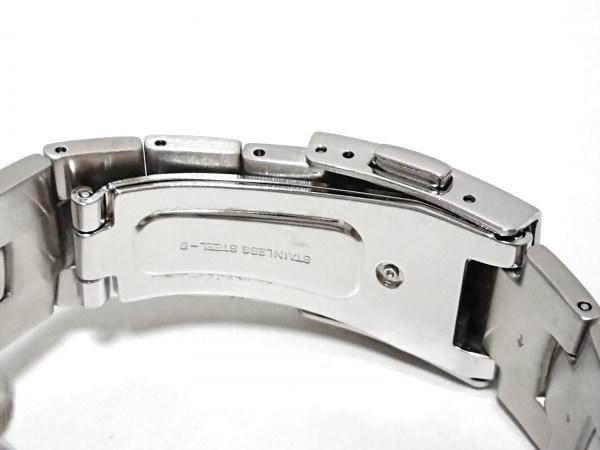 WIRED(ワイアード) 腕時計 5Y67-0AB0 メンズ トリプルカレンダー 黒 5