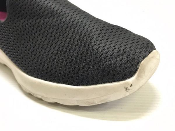 SKECHERS(スケッチャーズ) スニーカー レディース 黒 化学繊維 7