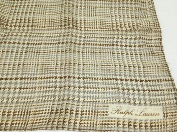 RalphLauren(ラルフローレン) スカーフ美品  千鳥格子 4