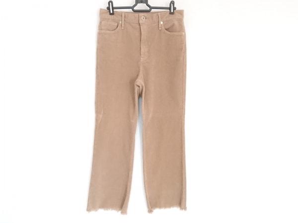 アッパーハイツ パンツ サイズ26 S レディース ベージュ 1
