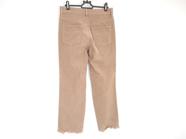 アッパーハイツ パンツ サイズ26 S レディース ベージュ 2