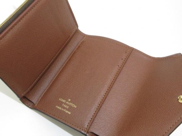 ルイヴィトン 3つ折り財布 モノグラム美品  M62472 モノグラム 3