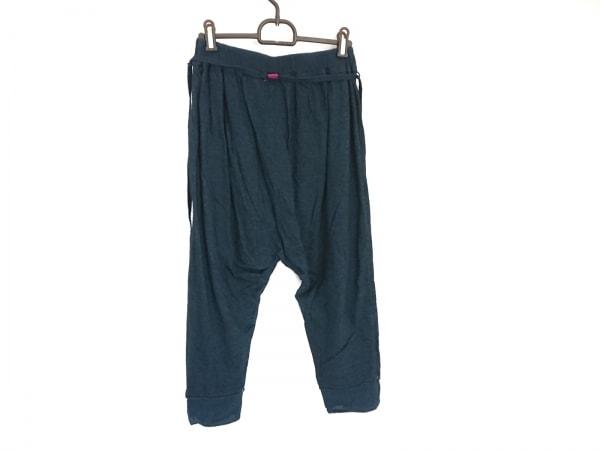 パラスパレス パンツ サイズ0 XS レディース - ダークネイビー 2