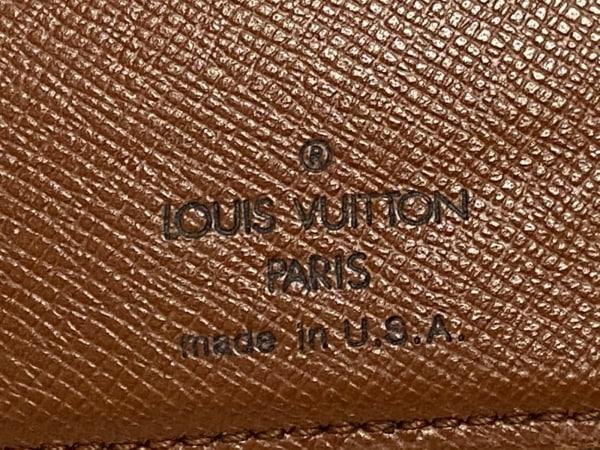 ルイヴィトン 長財布 モノグラム コンチネンタル・クラッチ T61217 5