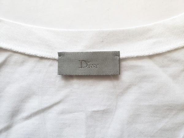 ディオールオム タンクトップ サイズXXS XS メンズ BEE刺繍 3