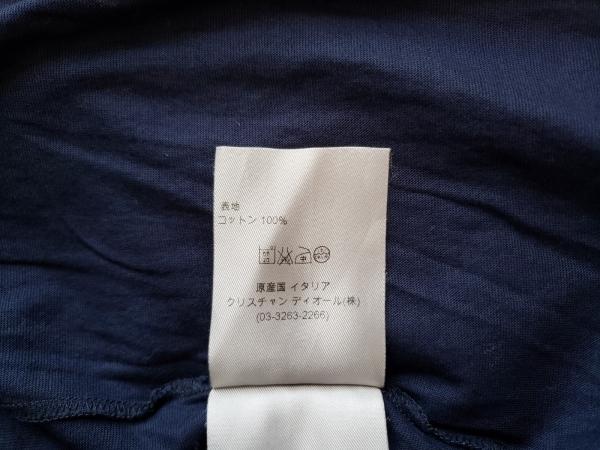 ディオールオム タンクトップ サイズXXS XS メンズ BEE刺繍 4