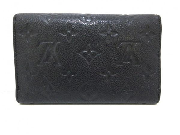ルイヴィトン 3つ折り財布 モノグラム・アンプラント M60568 2