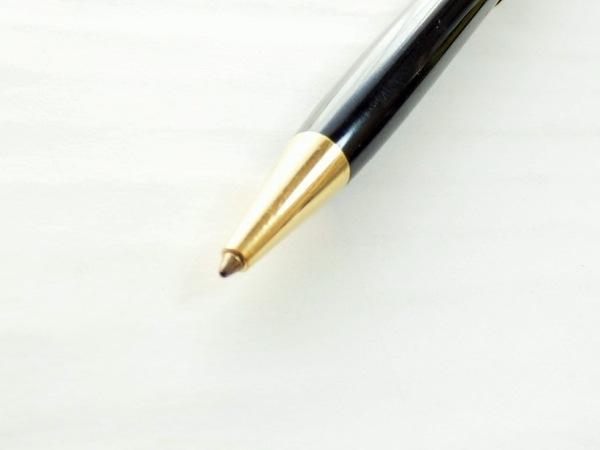 モンブラン ボールペン美品  マイスターシュティック 黒×ゴールド 3
