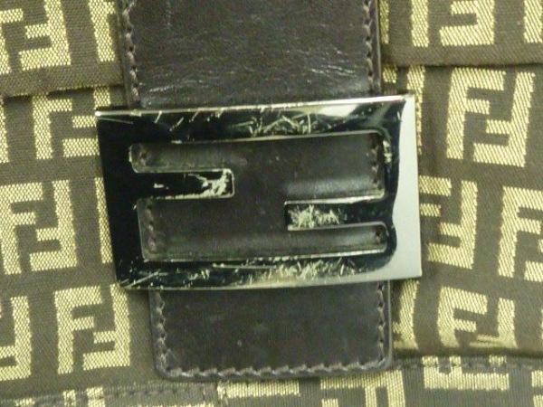 FENDI(フェンディ) ショルダーバッグ美品  マンマバケット 8BR001 9