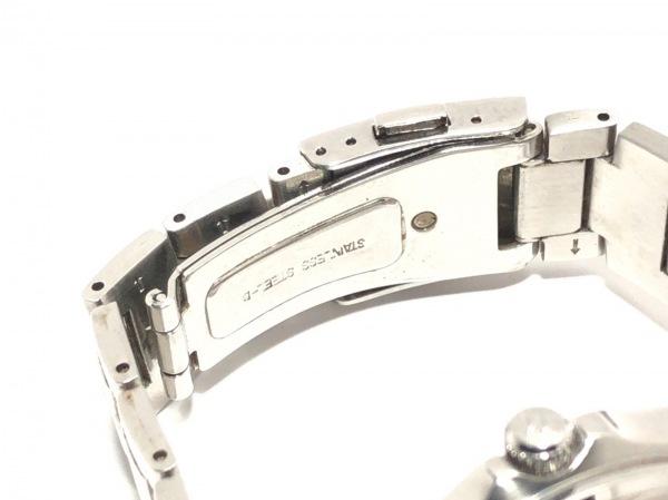 WIRED(ワイアード) 腕時計 V14J-0AS0 メンズ トリプルカレンダー 黒 5