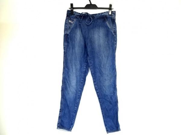 DIESEL(ディーゼル) パンツ サイズ24 レディース ネイビー デニム 1