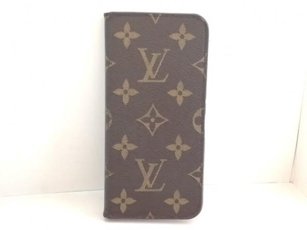 ルイヴィトン 携帯電話ケース モノグラム IPHONE X & XS・フォリオ 1