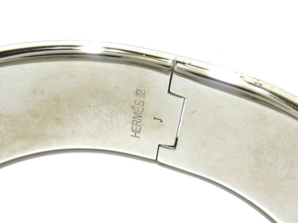 HERMES(エルメス) バングル美品  クリッククラック 金属素材 4