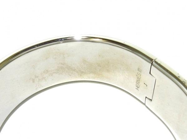 HERMES(エルメス) バングル美品  クリッククラック 金属素材 5