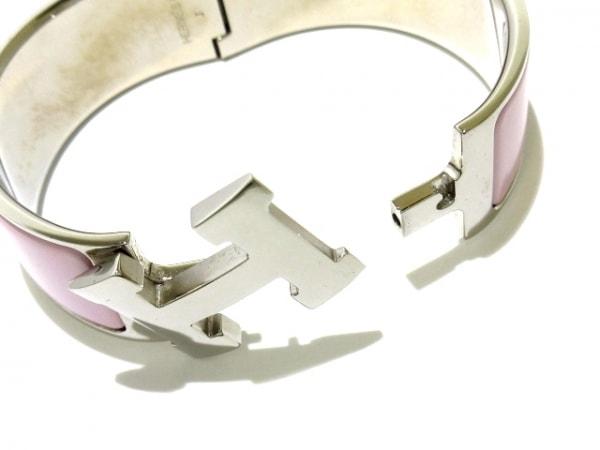 HERMES(エルメス) バングル美品  クリッククラック 金属素材 6