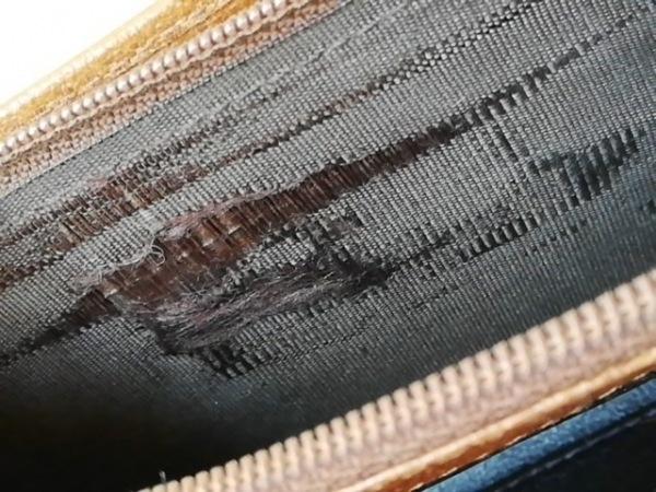 GUCCI(グッチ) 長財布 - 120943 ブラウン レザー 6