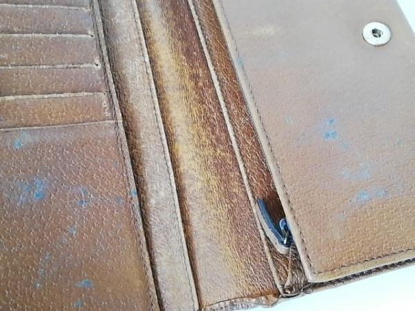 GUCCI(グッチ) 長財布 - 120943 ブラウン レザー 7