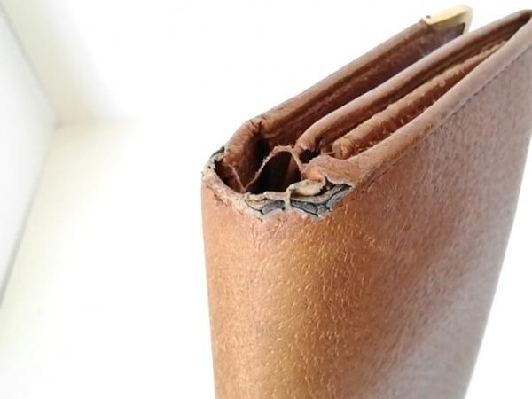 GUCCI(グッチ) 長財布 - 120943 ブラウン レザー 9