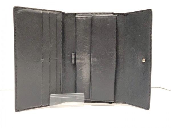 ルイヴィトン 長財布 モノグラムマット M65102 ノワール カーフ 3