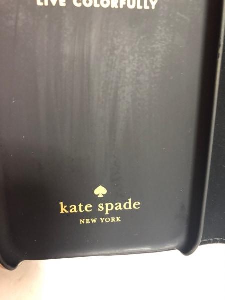 Kate spade(ケイトスペード) 携帯電話ケース - ピンク レザー 4