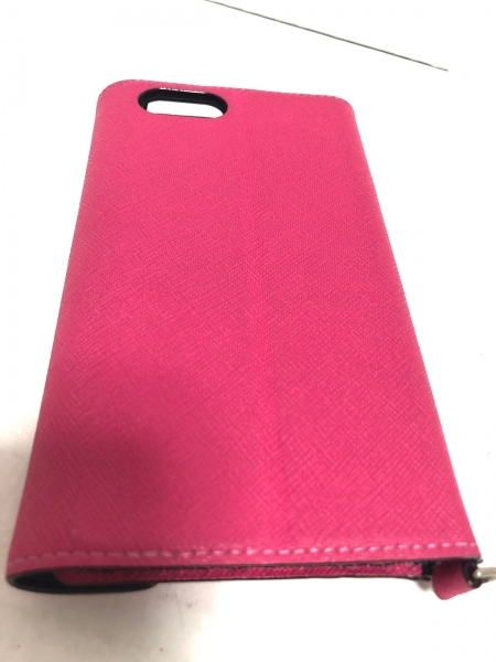 Kate spade(ケイトスペード) 携帯電話ケース - ピンク レザー 9