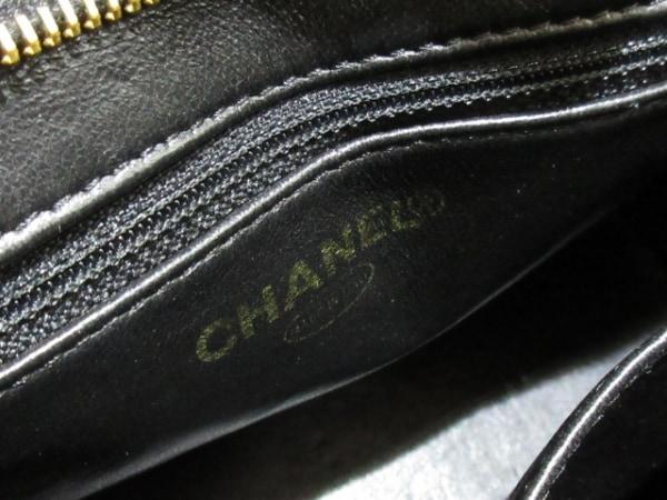 CHANEL(シャネル) トートバッグ 復刻トート A01804 黒 ゴールド金具 6