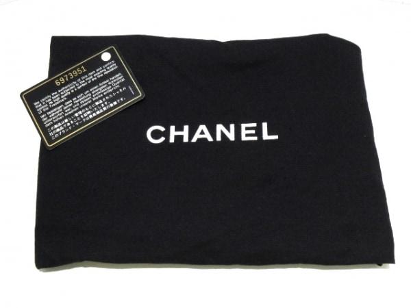 CHANEL(シャネル) トートバッグ 復刻トート A01804 黒 ゴールド金具 9
