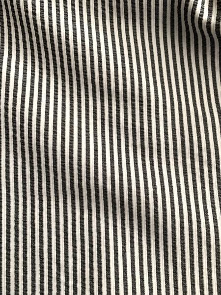 ピッコーネ パンツ サイズ36 S レディース美品  白×黒 ストライプ 6