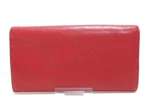 Cartier(カルティエ) 長財布 ラブ L3001377 レッド レザー 2