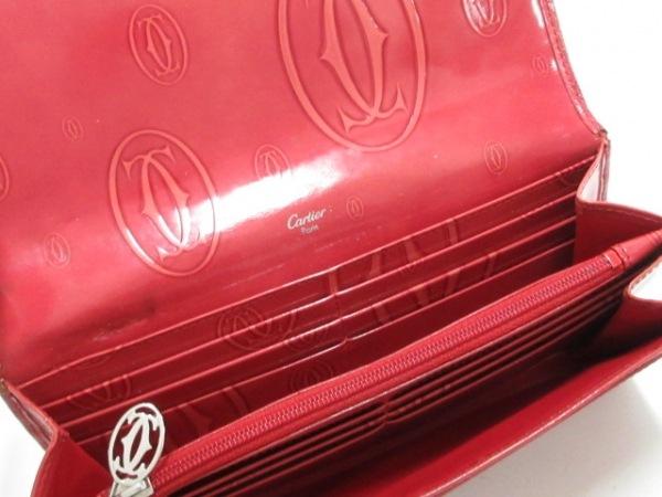 Cartier(カルティエ) 長財布 ハッピーバースデー L3001252 ピンク 3
