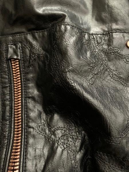 エンポリオアルマーニ ブルゾン サイズL レディース美品  - 黒 5