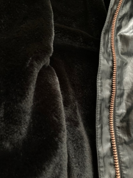 エンポリオアルマーニ ブルゾン サイズL レディース美品  - 黒 9