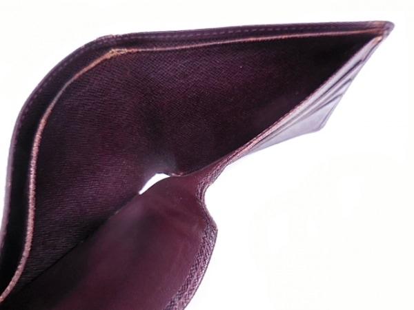 ルイヴィトン 札入れ タイガ ポルト ビエ・6カルト クレディ M30488 4